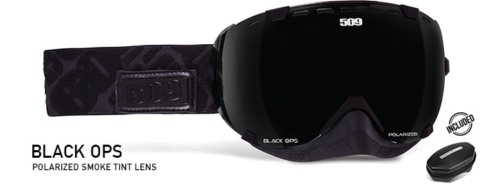 Black Ops Aviator Snow Goggle