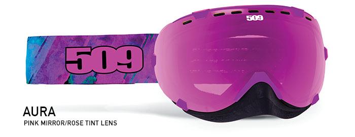 Aura Aviator Snow Goggle