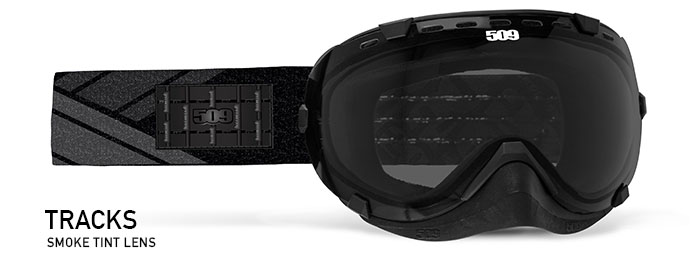 Tracks Aviator Snow Goggle