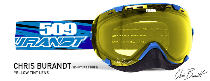 Chris Burandt Aviator Snow Goggle