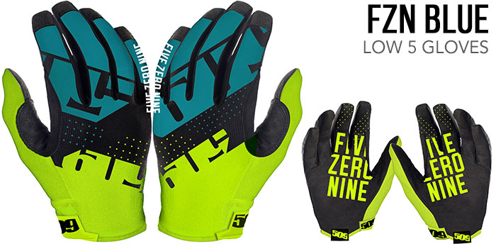 FZN Blue Low 5 Glove
