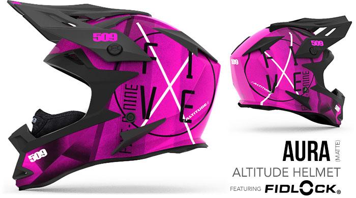 Aura Altitude Snow Helmet