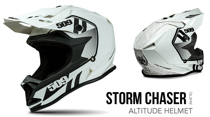 Storm Chaser Altitude Snow Helmet