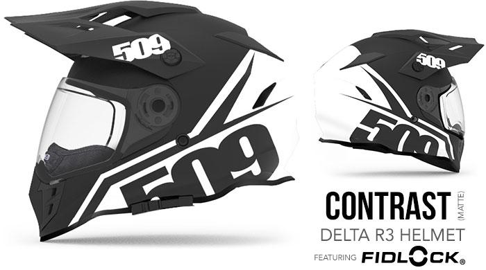Contrast Delta R3 Snow Helmet