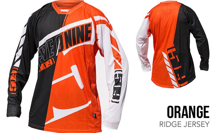 509 Orange Ridge Jersey