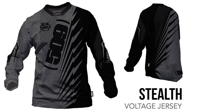 Stealth Voltage Jersey