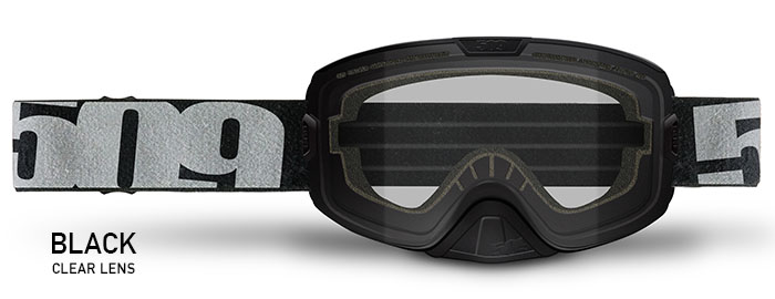 Black Kingpin Snow Goggle
