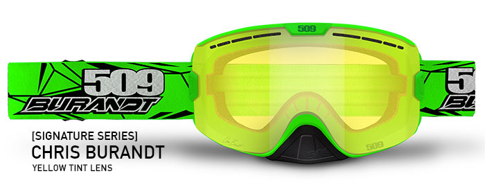 Chris Burandt Signature Series Kingpin Snow Goggle