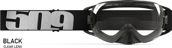 Black Revolver Snow Goggle