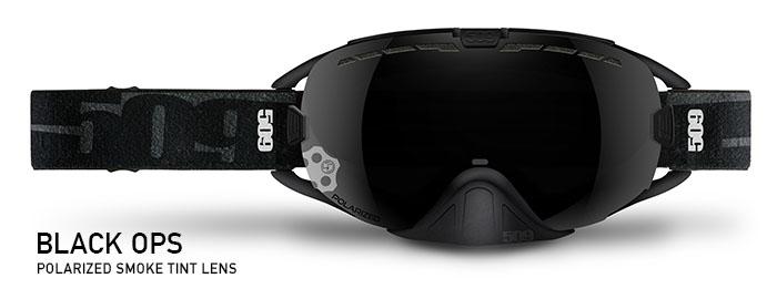 Black Ops Revolver Snow Goggle