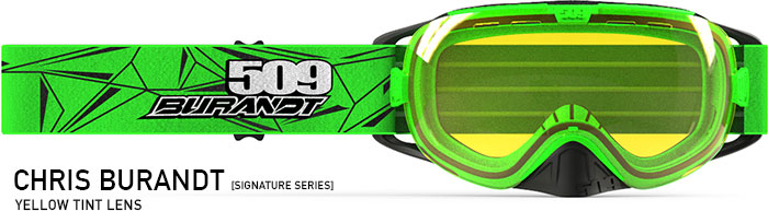 Chris Burandt Signature Series Revolver Snow Goggle