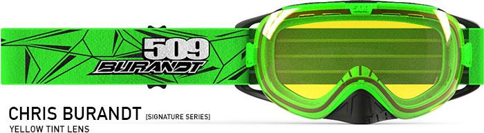 Chris Burandt Signature Series Revolver Snow Goggle