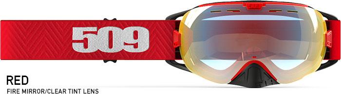 Red Revolver Snow Goggle