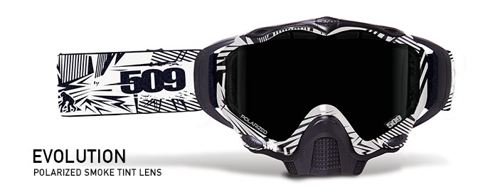 Evolution Sinister X5 Snow Goggle