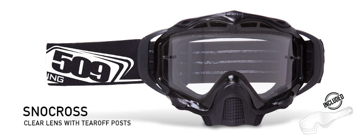 Snocross Sinister X5 Snow Goggle