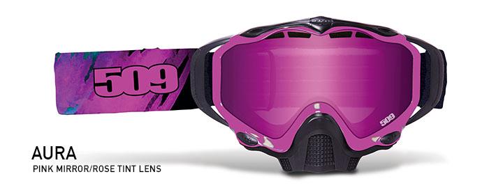 Aura Sinister X5 Snow Goggle
