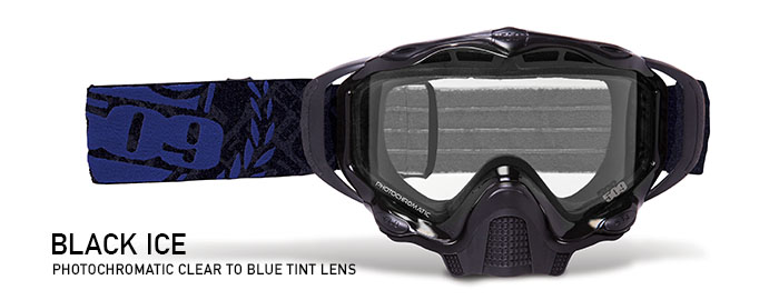 Black Ice Sinister X5 Snow Goggle