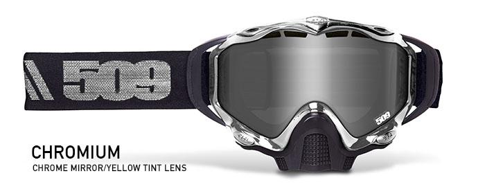Chromium Sinister X5 Snow Goggle