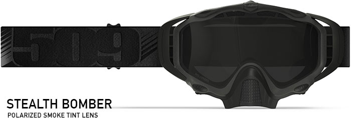 Stealth Bomber Sinister X5 Snow Goggle