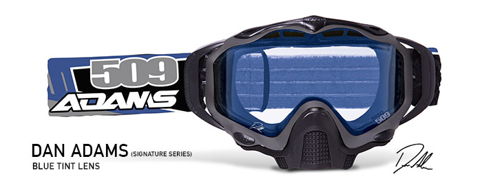 Dan Adams Signature Series Sinister X5 Snow Goggle