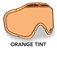 Orange Tint Sinister X5 Lens