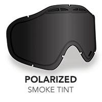 Polarized Smoke Tint Sinister X5 Lens