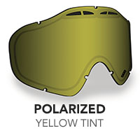 Polarized Yellow Tint Sinister X5 Lens