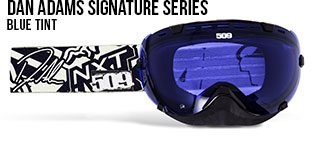Dan Adams Signature Series Aviator Snow Goggle