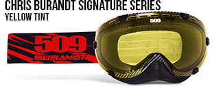 Chris Burandt Signature Series Aviator Snow Goggle