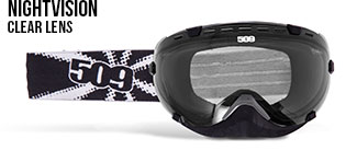 Nightvision Aviator Snow Goggle
