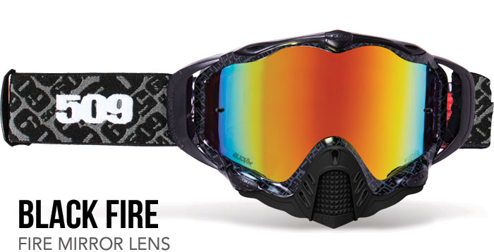 Black Fire Sinister MX-5 Offroad Goggle