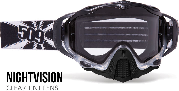 5e484147694 Nightvision Sinister MX-5 Offroad Goggle