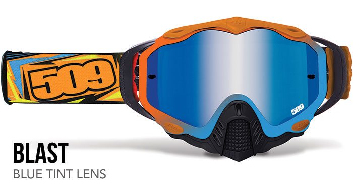 d6ce9b95e14 509 Sinister MX-5 Offroad Goggles