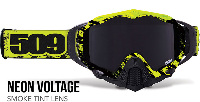 Voltage Neon Sinister MX-5 Offroad Goggle