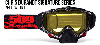 Chris Burandt Signature Series Sinister X5 Snow Goggle