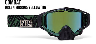 Combat Sinister X5 Snow Goggle