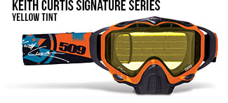 Keith Curtis Signature Series Sinister X5 Snow Goggle